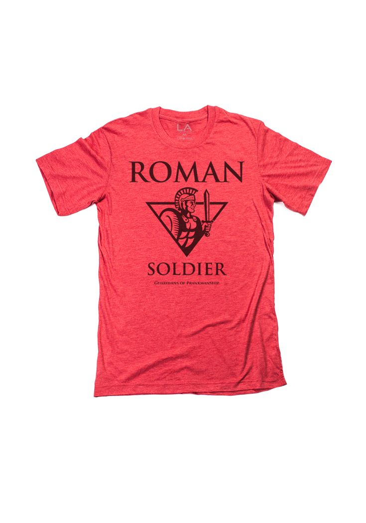 Roman+(Atwood)+Soldier+Shirt So cuteee with the smiling soldier