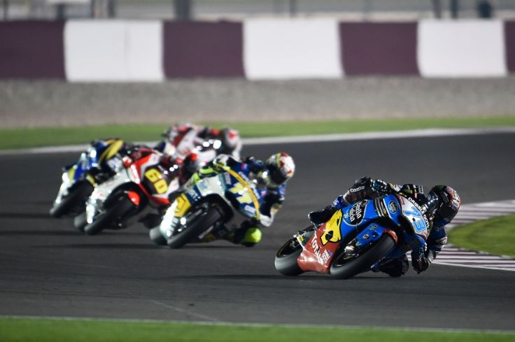Alex Marquez, Qatar Moto2 Race 2015