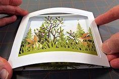 Bendi Frame Card Tutorial - Splitcoaststampers