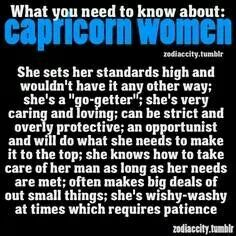 Woman Love In Traits Of Capricorn A