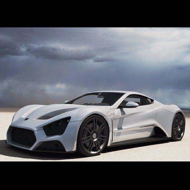 Dream Car! Zenvo ST1