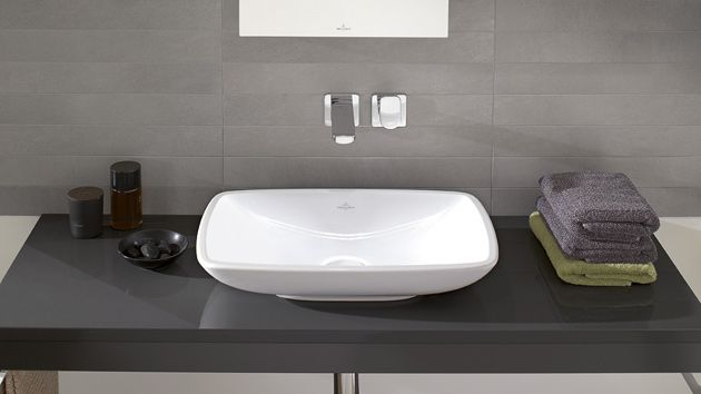 Villeroy and Boch Loop and friends counter top basin