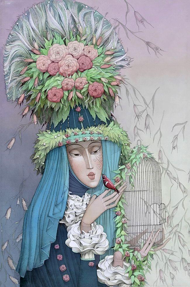Painting by Protsiv family / Талантливая семья художников Процив - Ярмарка Мастеров - ручная работа, handmade