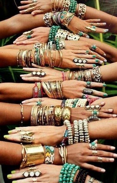 Fabulous bangles!