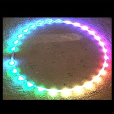 Coming 2015. Amazing new LED Huula Hoop. Never seen before.
