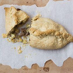 Meat & Potato Pasties  Sandwiches, Wraps & So On  Pinterest  Meat