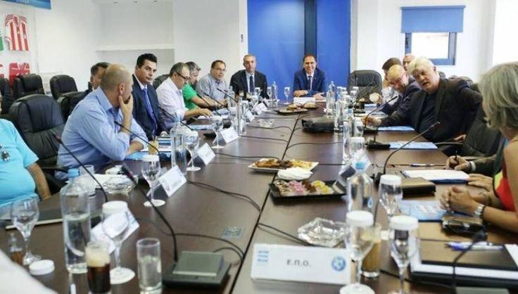 Super League: Ζητά άμεση συνάντηση με Τσίπρα και Κοντονή για τα φλέγοντα ζητήματα του ελληνικού ποδοσφαίρου
