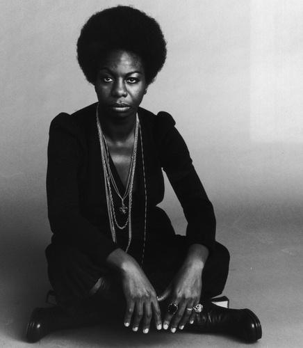 Nina Simone, 1969. Everyday goddess.