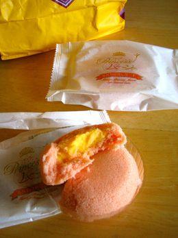 Ochikeron tries Okinawan mango cake