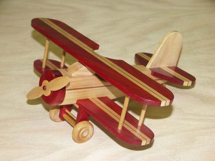 Toy Bi-Plane