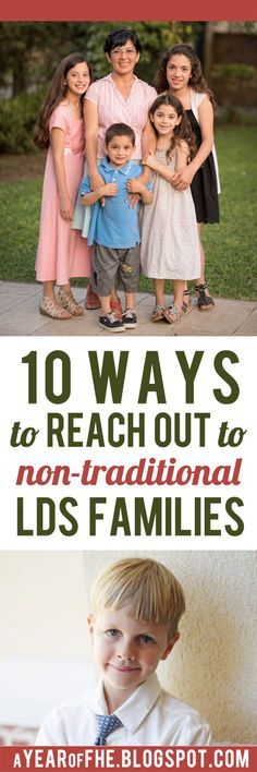 A Year of FHE // This is a MUST-READ for every LDS member! 10 Ways to Reach Out to Non-Traditional LDS Families. Based on a #LDconf talk be Neil L. Andersen.  This is a part of a series of posts from LDS Bloggers highlighting their favorite Conference talks.  #BestofLDSconf #generalconference #neillanderson