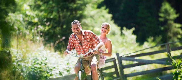 Altenmarkt-Zauchensee Sport und Natur Radfahren Romantik
