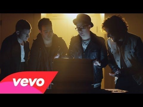 Fall Out Boy - The Phoenix. Favorite song on their new album.