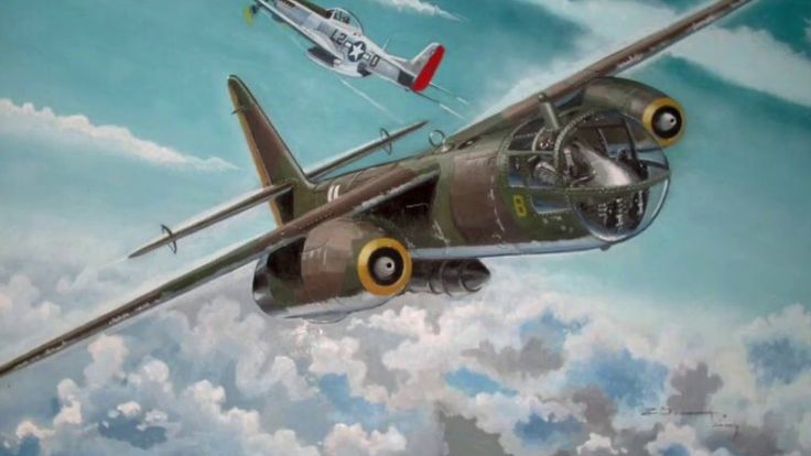 With a maximum speed of 735 kilometers (459 miles) per hour, the Blitz easily eluded Allied piston-engine fighters. While less famous than the Messerschmitt Me 262 jet fighters, the Ar 234s that reached Luftwaffe units provided excellent service, especially as reconnaissance aircraft.