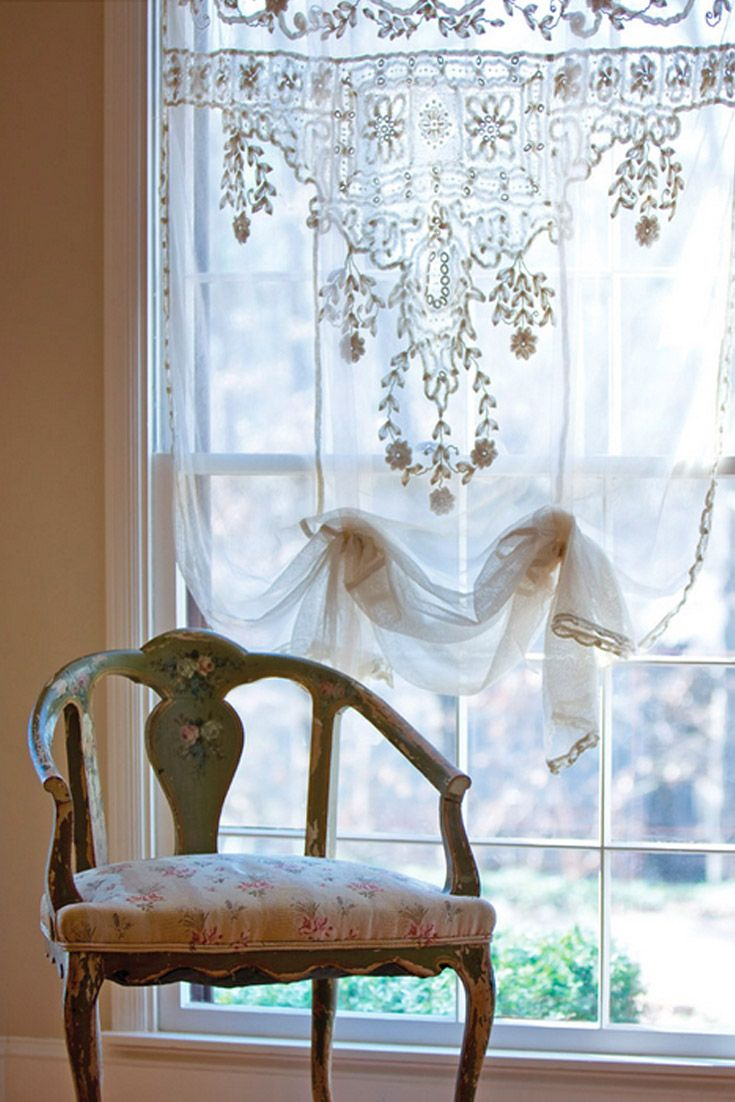 Decorating theme bedrooms maries manor window treatments curtains - Find This Pin And More On Window Treatments