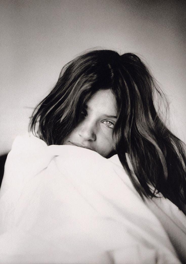 Helena Christensen. Favorite model