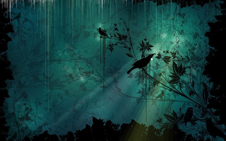 The Tui Garden - By Juilan Hindson