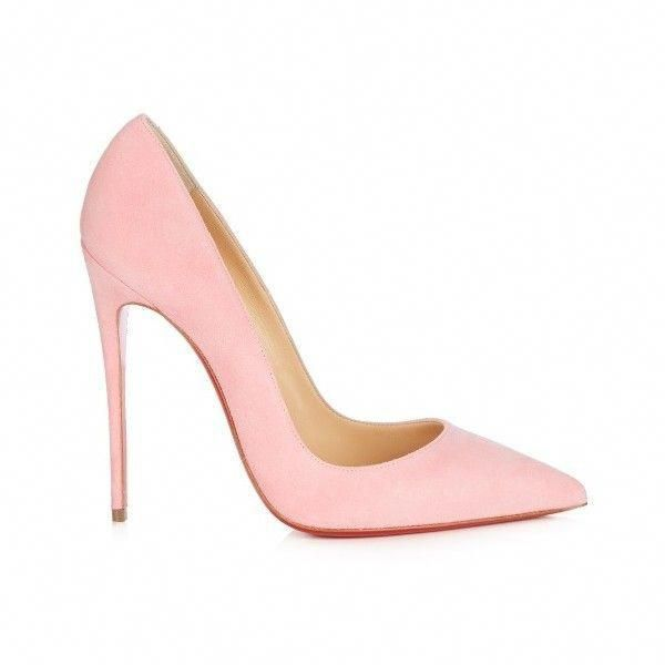 0feb09d102d8 Christian Louboutin So Kate 120mm suede pumps ( 675) ❤ liked on Polyvore  featuring shoes
