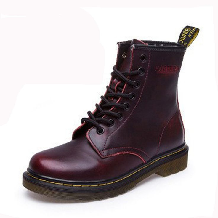 2017 New England Style Dr 100% genuine leather Martin Boots Martin Shoes Men&Women Brand Dr Designer Motorcycle Boots Size 35-44 #>=#>=#>=#>=#> Click on the pin to check out discount price, color, size, shipping, etc. Save and like it!