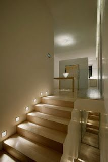 20 mejores im genes de escalera iluminadas en pinterest - Iluminacion led escaleras ...