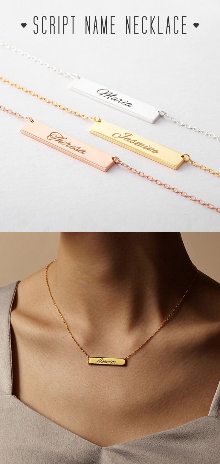 Engraved Cursive Name Necklace • Personalized Cursive Name Necklace  • rose gold name necklace • personalised name necklace • baby name necklace • Handwriting gift • Actual name necklace • Handwritten jewelry • Bridesmaid necklace • Graduation jewelry • Sister jewelry • kids christmas gifts • christmas gifts for wife • teacher christmas gifts • top christmas gifts • unique christmas gifts • bridesmaid presents