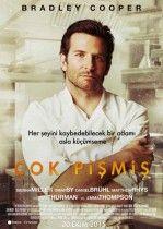 Çok Pişmiş - Burnt 2015 Filmi Türkçe Dublaj izle