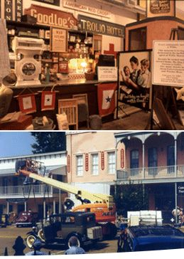 Canton Film Museums - A Time to Kill, My Dog Skip and parts of O'Brother Where Art Thou filmed in Canton.
