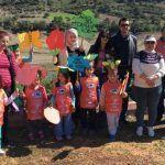 Kozan Koleji Öğrencileri Tema ile doğa yürüyüşü ve çevre temizliği etkinliği gerçekleştirdi.