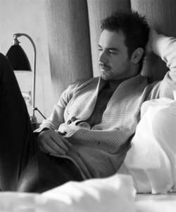"knitflick: "" My favorite photo of Danny Dyer. """