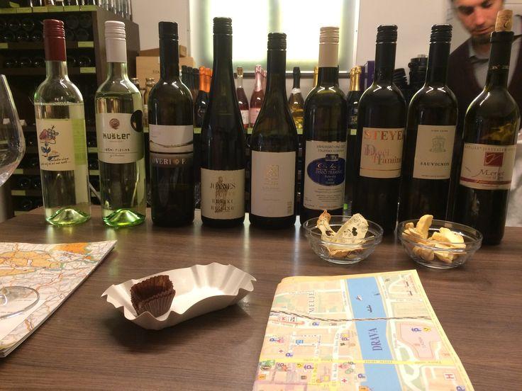 Old Wine House wine tasting Maribor