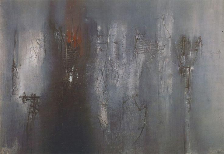 Emilio Scanavino - (1960)
