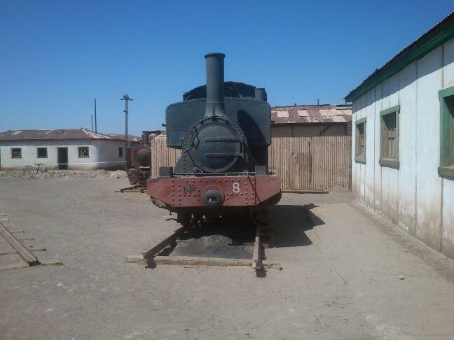 Locomotora Humberstone