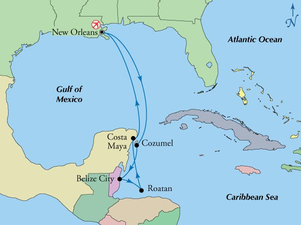 Best 25 Belize Cruise Port Ideas On Pinterest Cozumel Mexico: Where Is Costa Maya Mexico On The Map At Infoasik.co