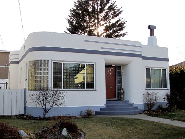 Art Moderne & Flat Top Homes The Lost Era Of Home Building or The Next Big Thing In Renovation's & Real Estate?