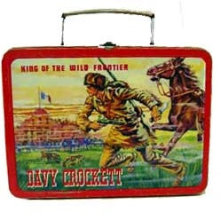 Davy Crockett: Lunchbox
