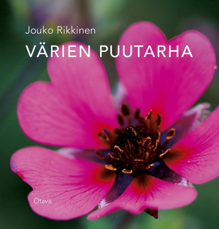 Title: Värien puutarha | Author: Jouko Rikkinen | Designer: Piia Aho