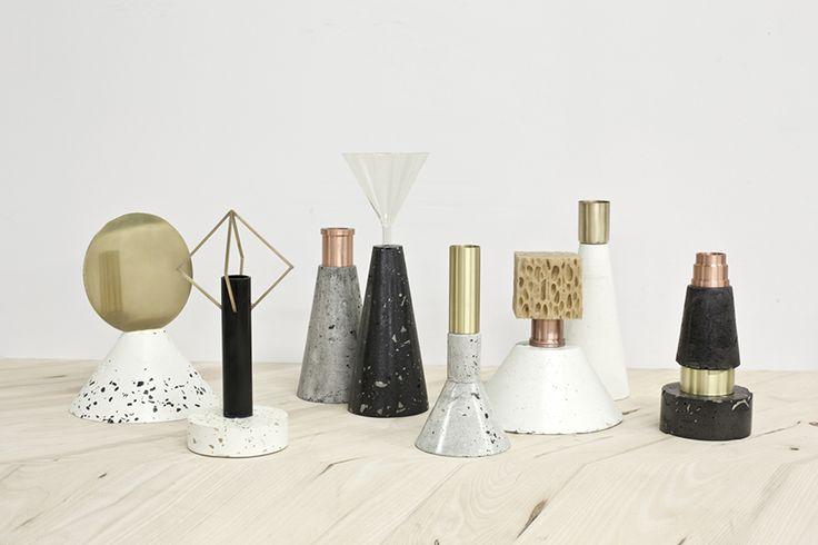 vases and a mirror — chmara.rosinke