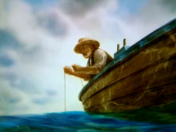 the old man and the sea animation - Google Search