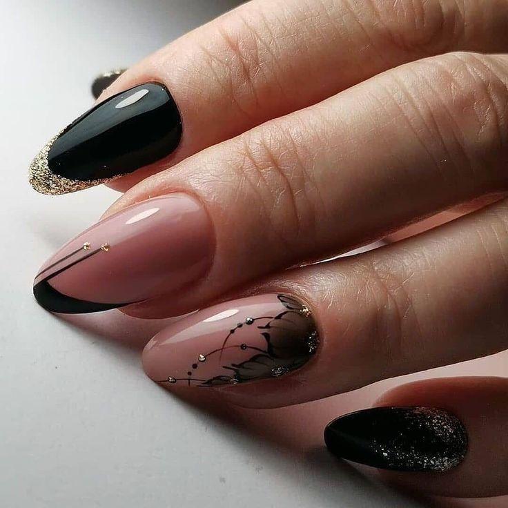 Funky nails | Funky nails, Crazy nails, My nails
