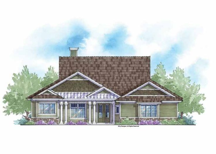 Southern classic designs house plans home design and style for Classic southern house plans