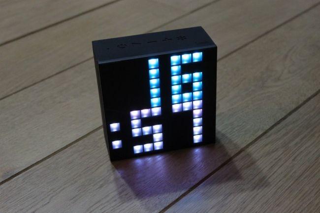 Divoom Aurabox Bluetooth Smart LED Speaker