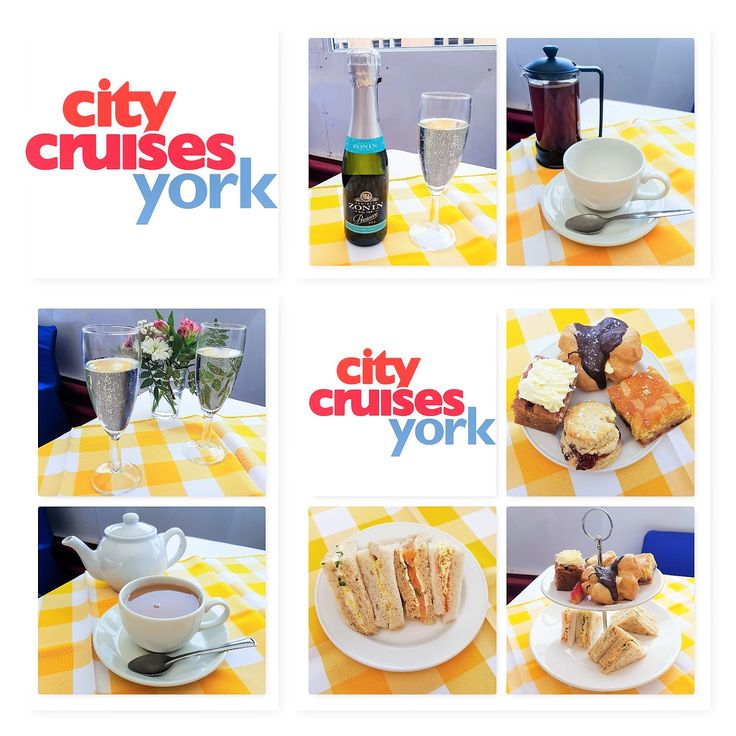 26 00 Per Person Afternoon Tea With City Cruises York A Delightful Cruise Aboard The Captain James Cook With Delicious Food Sailing Regular Food Yummy Food