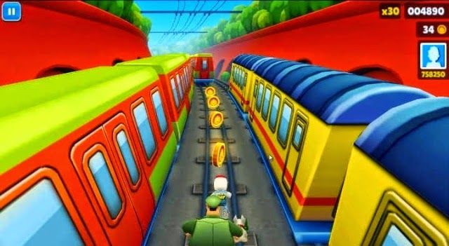 This game Subway Surfers seriously has to be fixed, not to mention, all the characters are rip-offs, do not download,