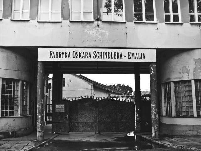 Schindler's Factory at Podgorze