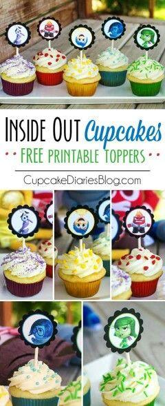Cupcakes intensamente