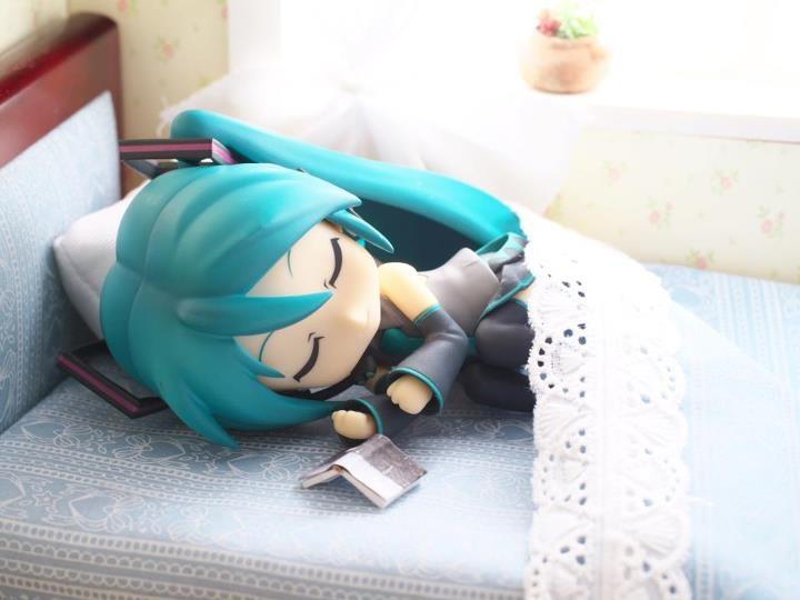 Peaceful sleeper