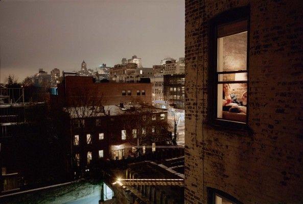 Gail Albert Halaban. fotografa newyorkese. Progetto Out of My Window
