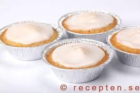 Lätta Mazariner - Ett recept på jättegoda mazariner som är superenkla att göra! Recept med bilder steg för steg!