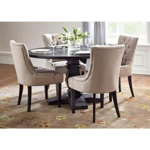 Best 25 Black Dining Tables Ideas On Pinterest  Black Dining Mesmerizing Tall Dining Room Sets Design Inspiration