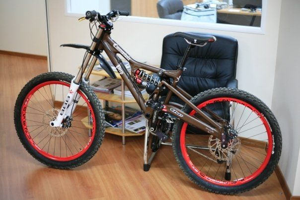 Cannondale Perp DH Bike